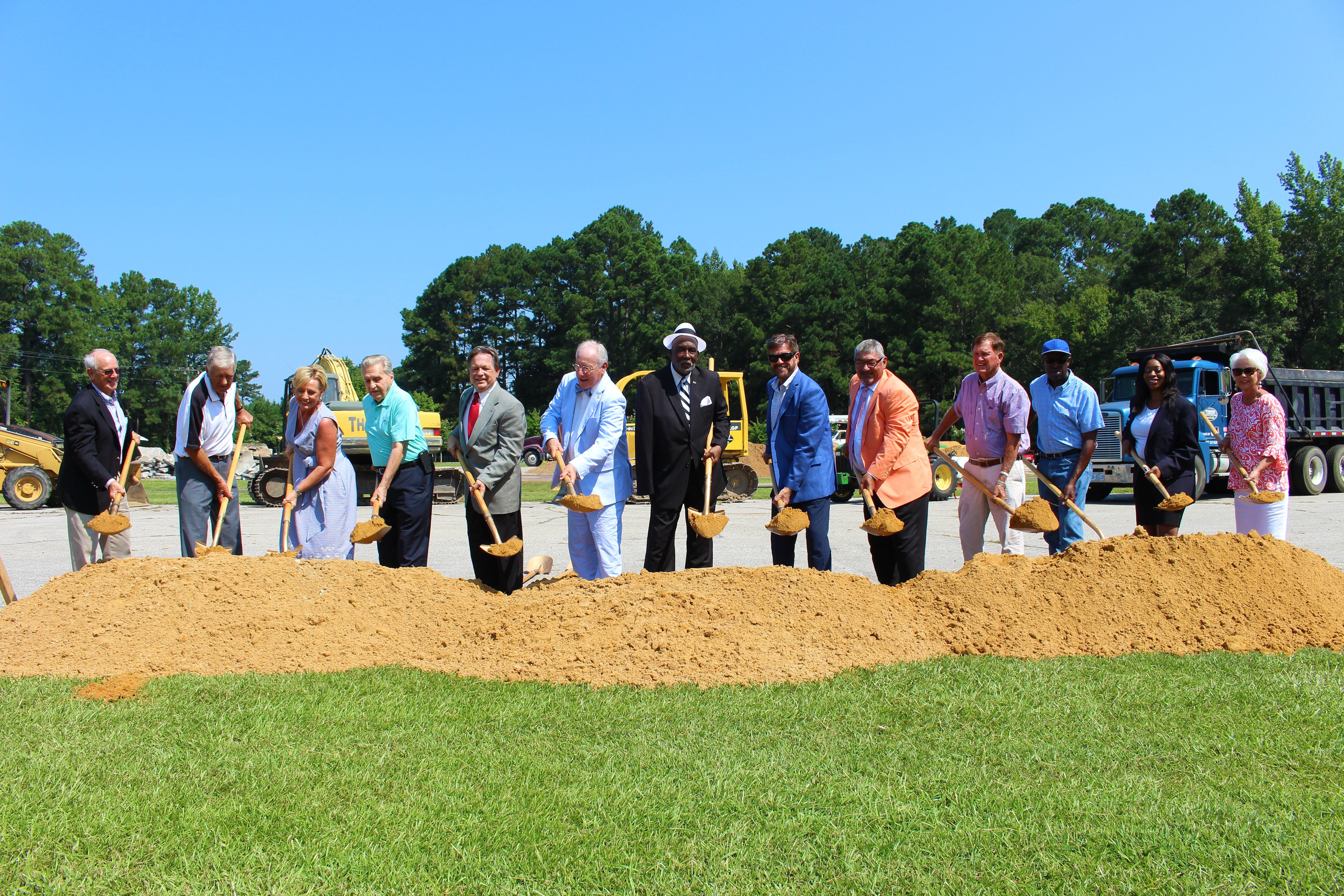 21bbb53eefba College celebrates groundbreaking of new continuing education ...