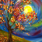 paint-night-tree