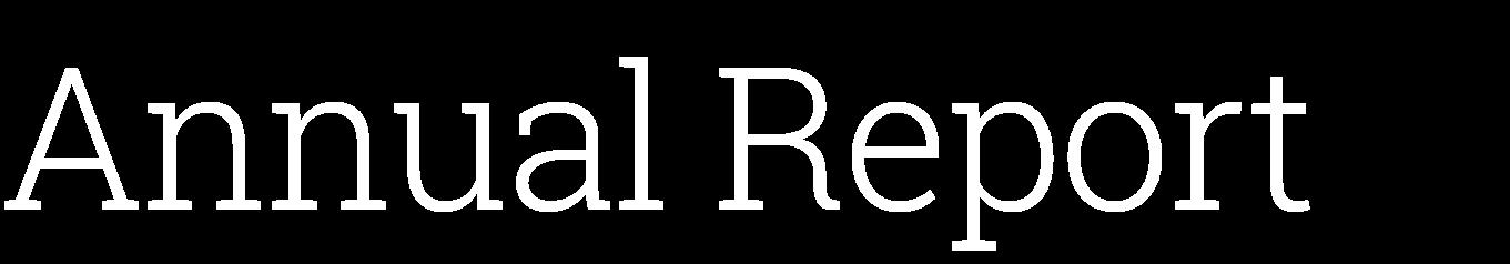 2020 Annual Report Title
