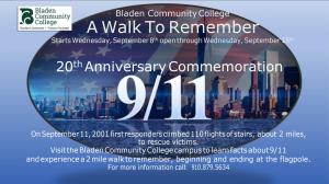 9/11 Commemoration