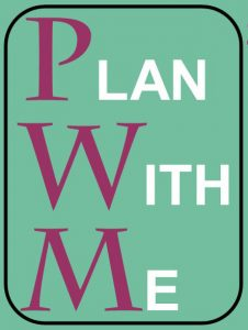 Plan with Me logo graphic