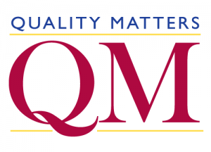 Logo for Quality Matters