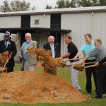 STEM ground breaking ceremony
